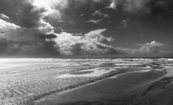 20190557D Oregon Beach No.1, 2019
