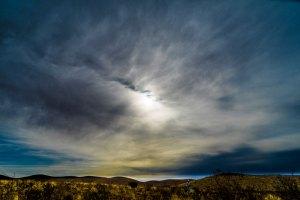 20150266DC Sunlit Clouds, NM 2015