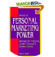Secrets of Personal Marketing Power