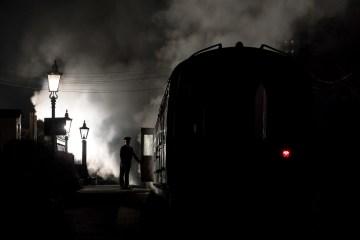 Last Night Train