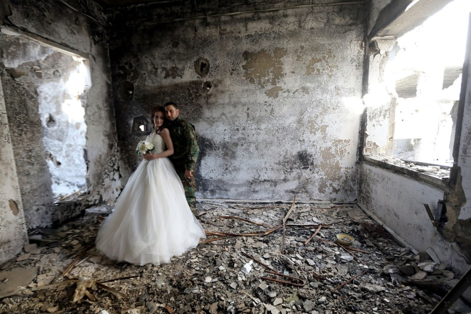 Love in the Ruins: Homs, Syria