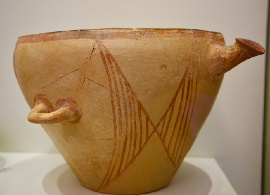 Middle Bronze Pottery