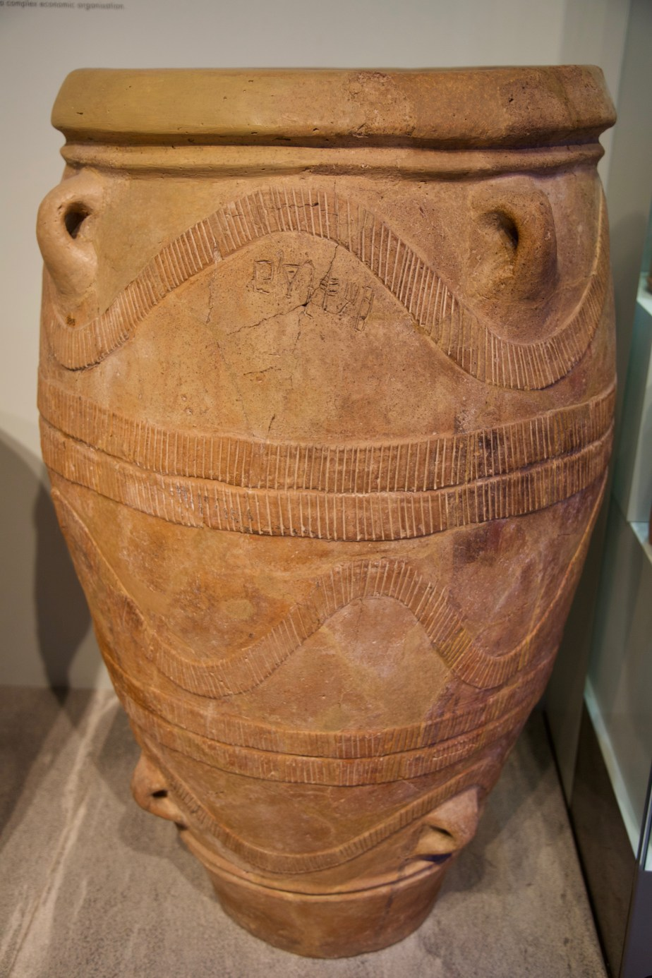 Middle Bronze Pithos