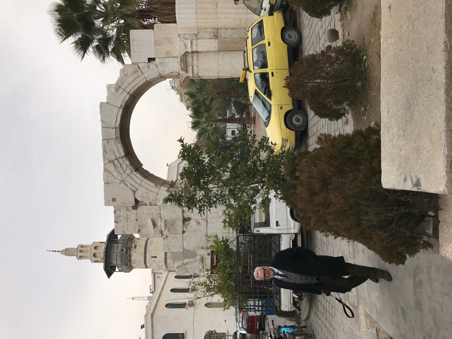Damascus, Syria Jan 2017 Don Michael Hudson, PhD
