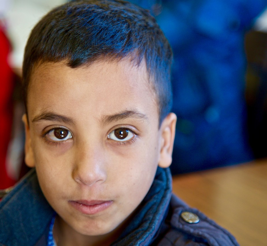 War Children: Syrian Refugees, Qob Elias, Lebanon