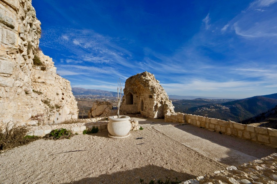 Balfour Castle, South Lebanon