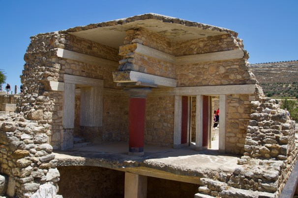 Knossos, Crete Don Michael Hudson, PhD