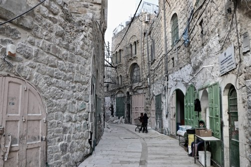 Hebron, Palestine Don Michael Hudson, PhD