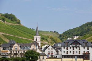 Don Michael Hudson and Christina Hudson visit the Rhine Valley, Germany