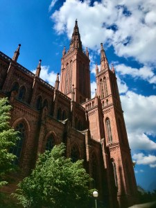 St. Mark's in Wiesbaden, Germany