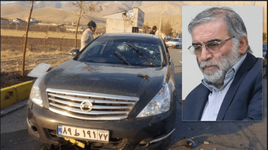 A Killing In Iran – Who Gains From Yet Another Assassination: Written by Philip Giraldi