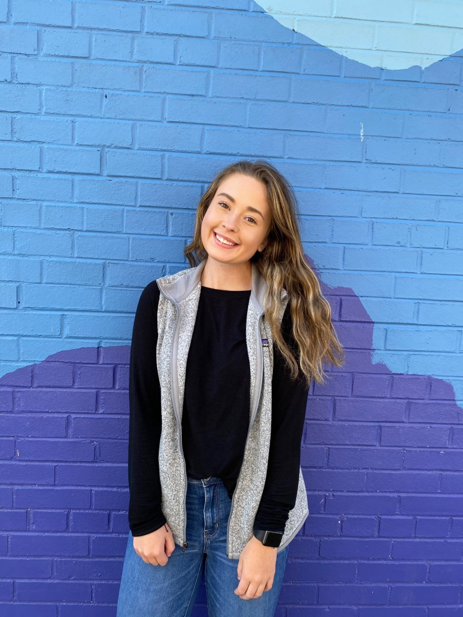 Meet Our Students: Foundations Teaching Assistant: Hannah Harosky