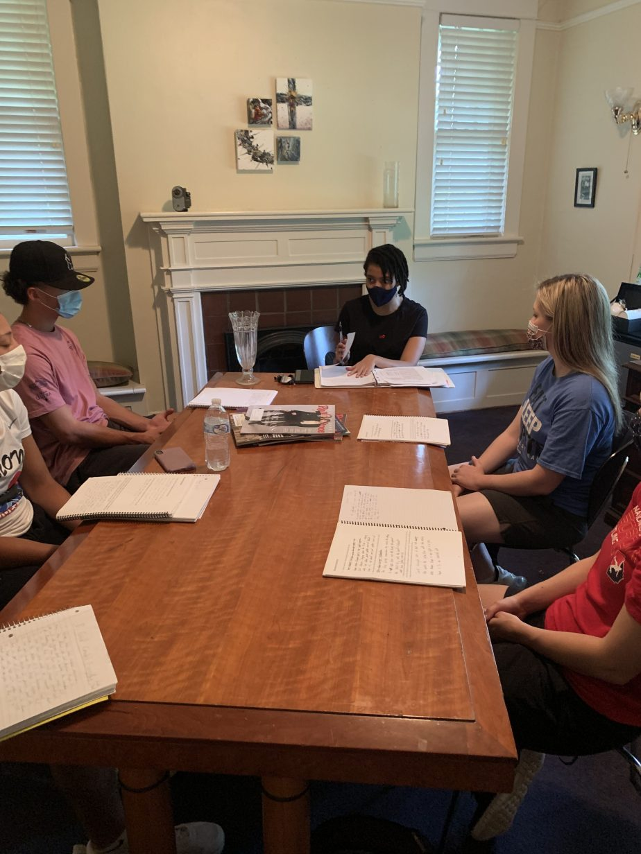 Foundations of Christian Thought and Practice Fall 21 Groups