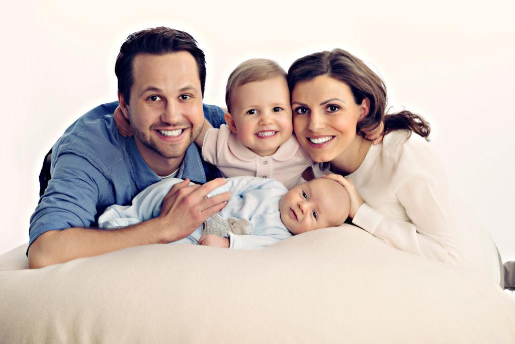 Familienfotografie in Muenchen