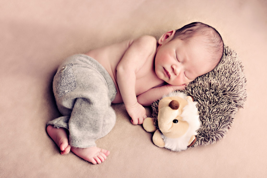 Fotograf Neugeborenen Muenchen