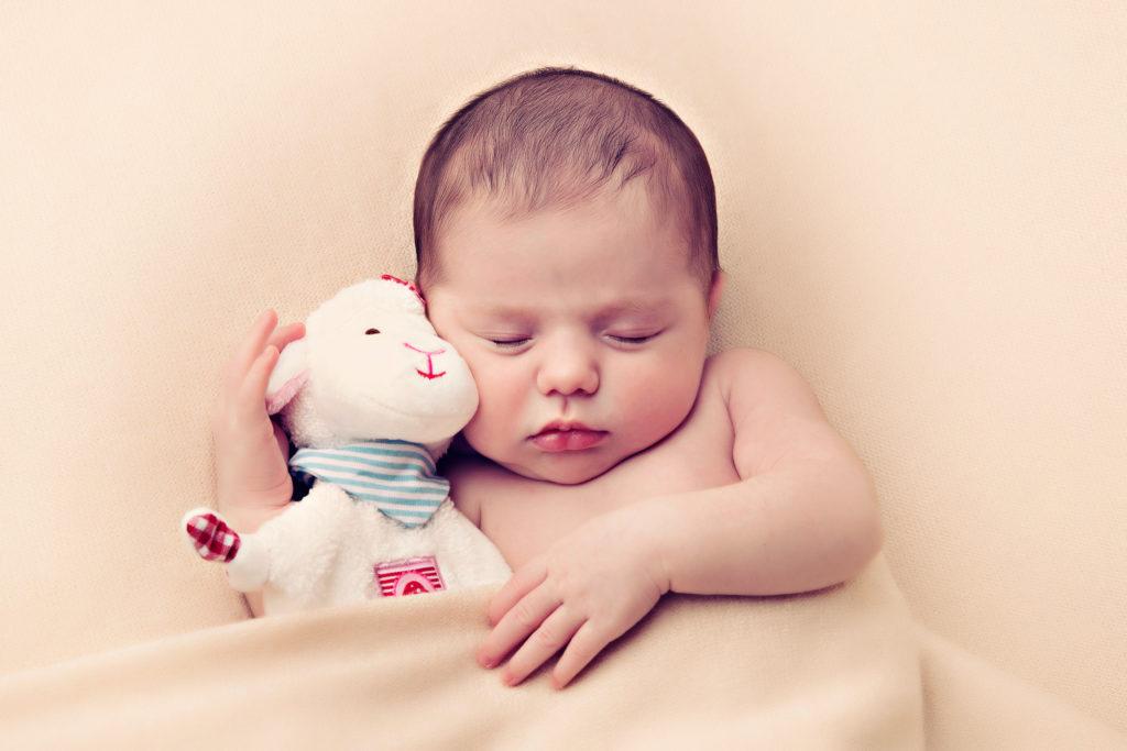 Natuerliche Neugeborenenfotografie