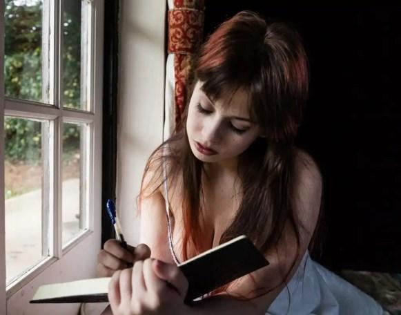 Tangled up writer's life!!