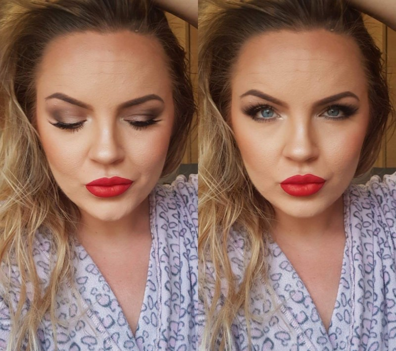 MRS GLOSS AND THE GOSS/ MAKE-UP TIPS FROM THE TOP