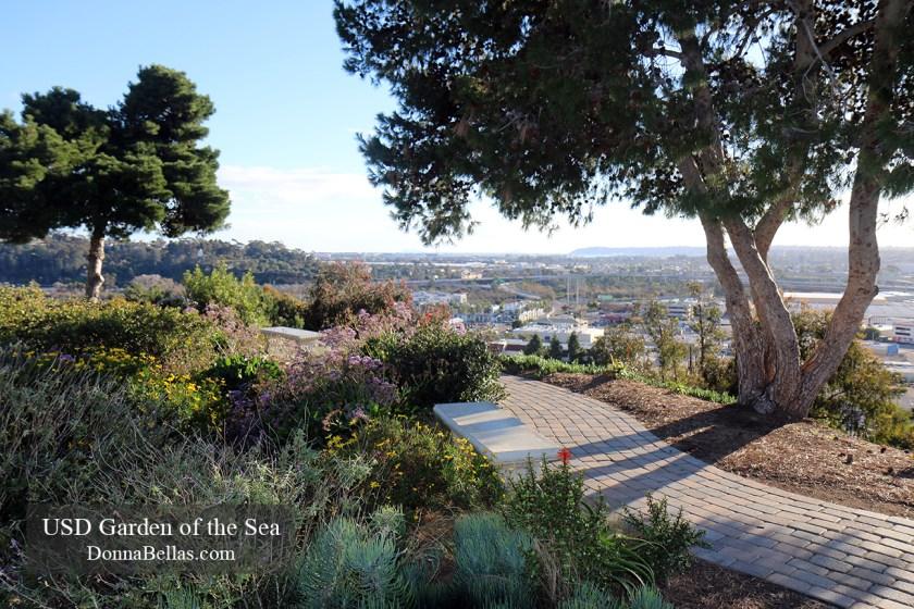 University of San Diego Garden of the Sea Photov