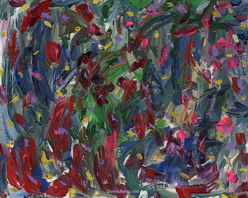 Abstract Art Painting 24 on Canvas