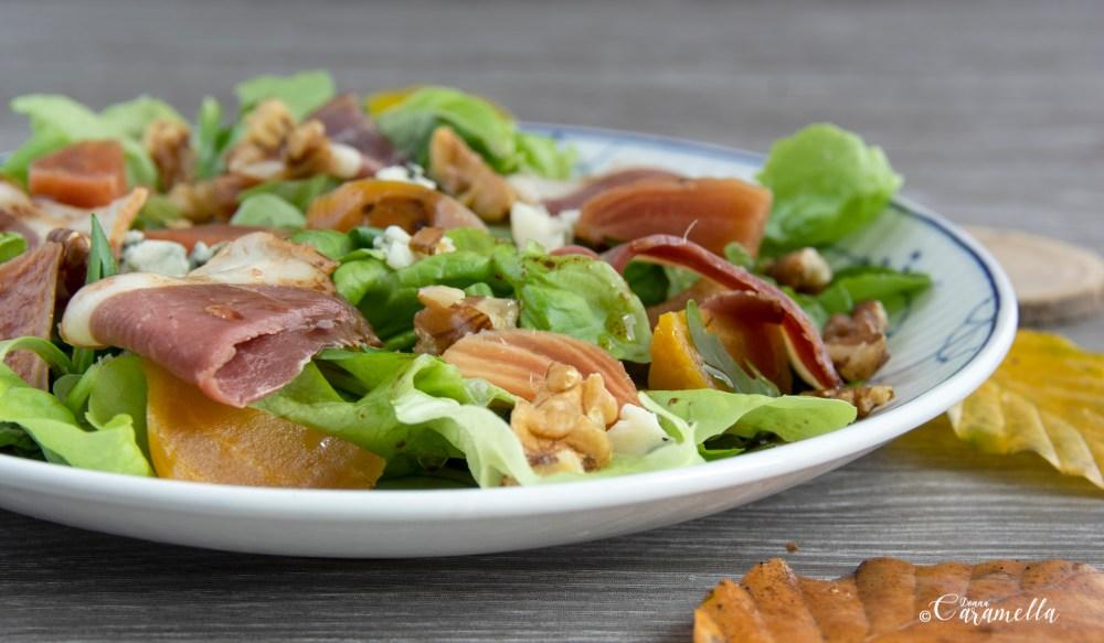 Salade met eendenborst