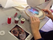 Freestyle Machine Embroidery