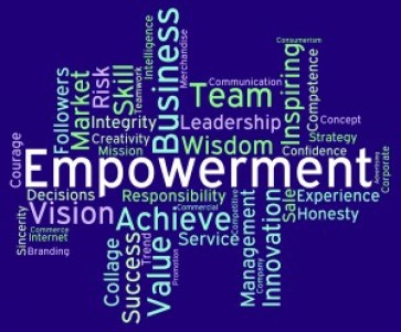 Empowerment Words to foster Personal Change