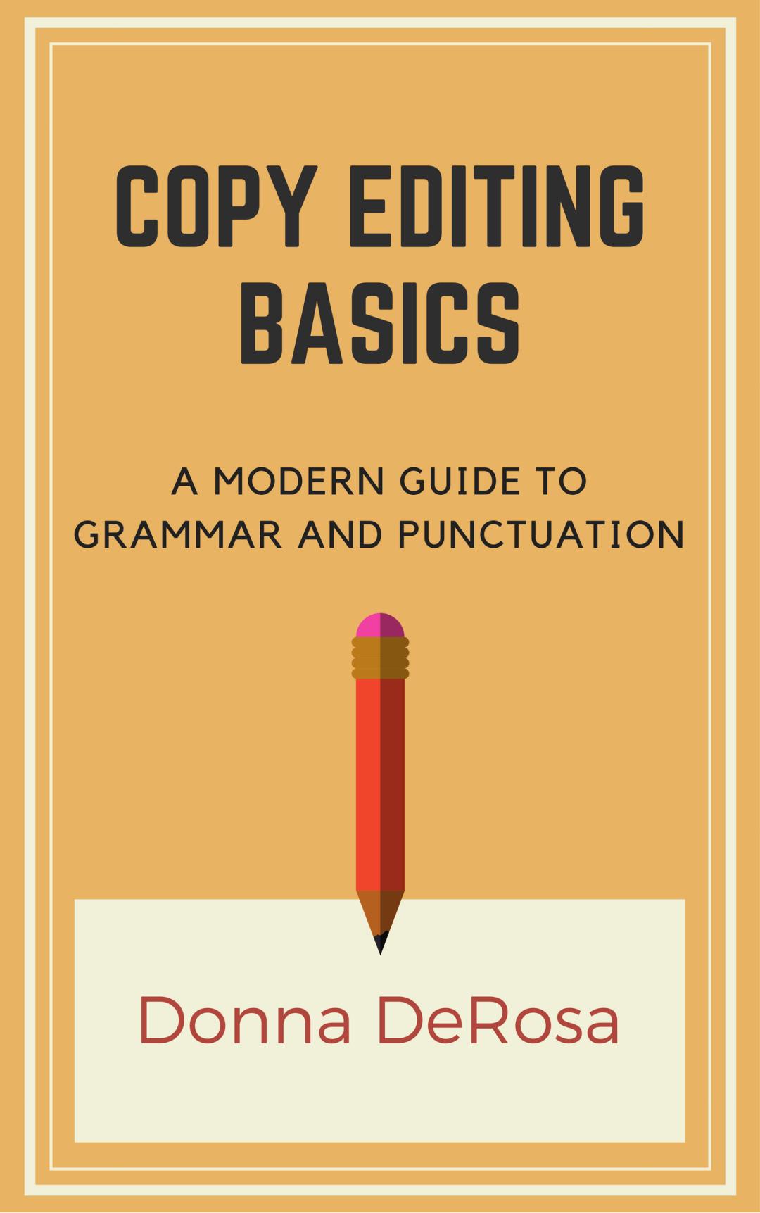 Copy Editing Basics