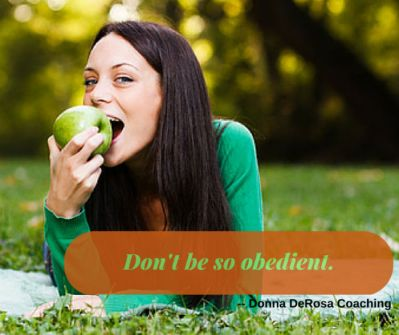 Don't Be So Obedient