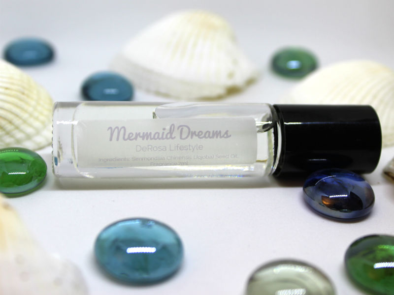 Mermaid Dreams Perfume by DeRosa Lifestyle