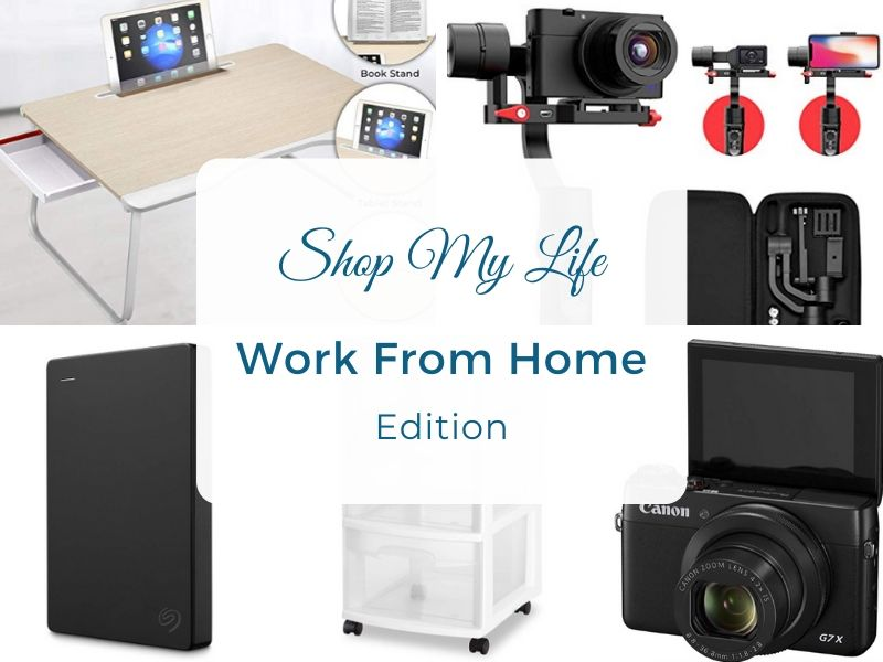 Shop My Life – Work From Home Items