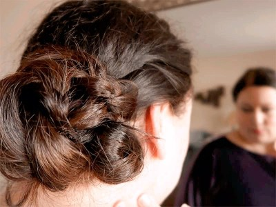 Holiday Hair Styles – Easy Updos