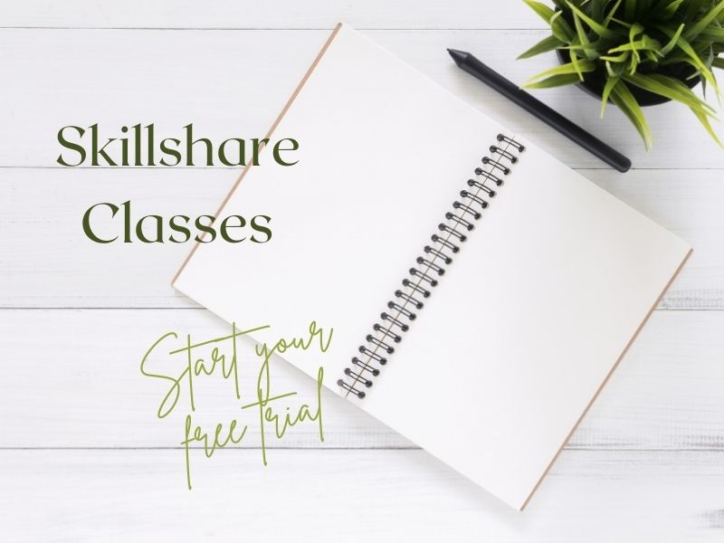 My Skillshare Classes