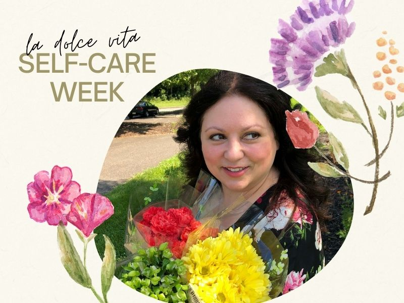 5 days of self-care practices