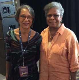 With Lalita Tademy - National Book Festival 9-5-15