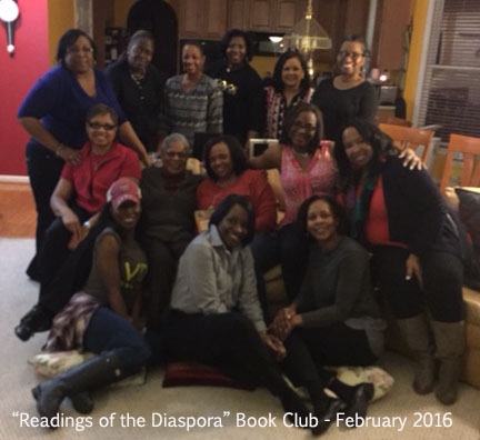 Reading of the Diaspora Book Club