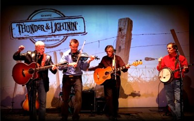 Our Official Campaign Song—thanks to Steve Estes and local band, Thunder & Lightnin'