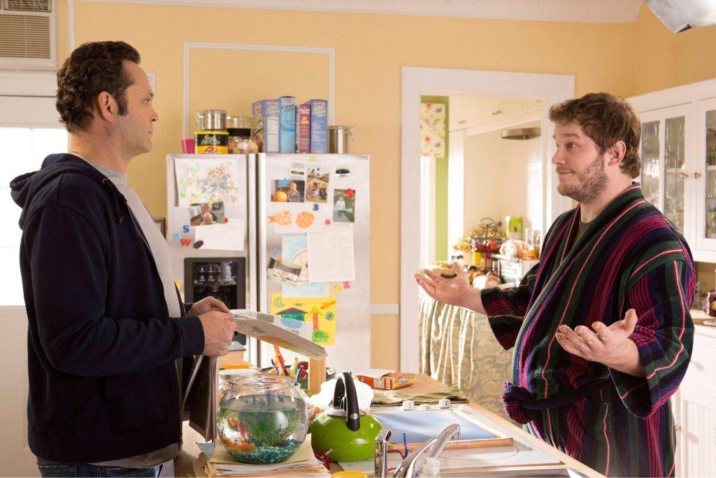 Cobie Smulders and Chris Pratt Actor Interview