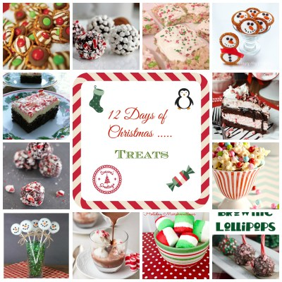 12 Days of Christmas – Christmas Treats
