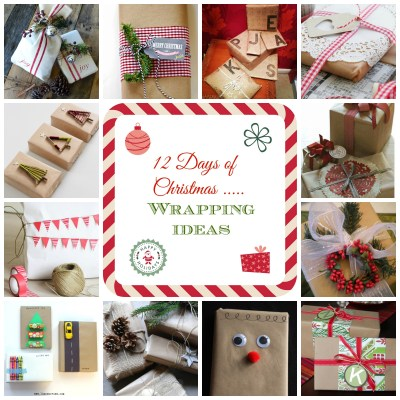 12 Days of Christmas – Wrapping Ideas