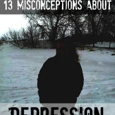 13 Misconceptions about Depression