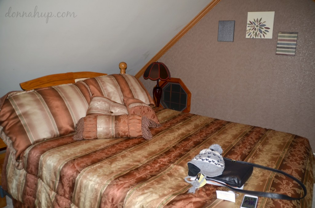 A Lovely Weekend at Country Heritage Bed & Breakfast #FranklinCoHarvest #travel #hotel #review