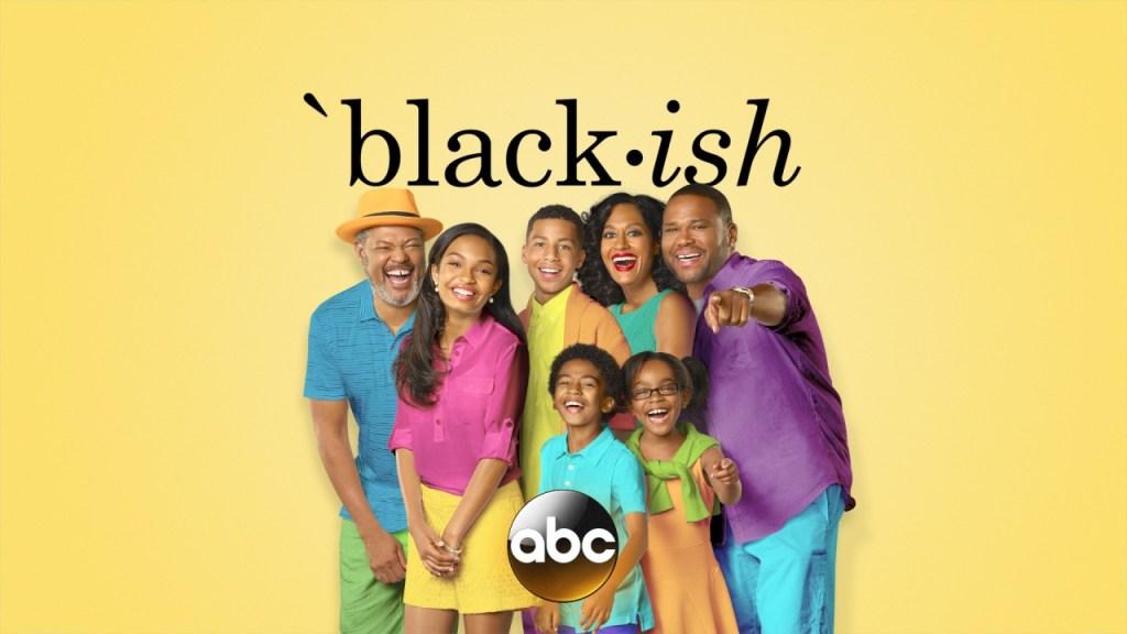 black-ish show GFX On the Set of black-ish #blackishABC #ABCTVEvent #BigHero6Event #television #entertainment #tv #abc #disney