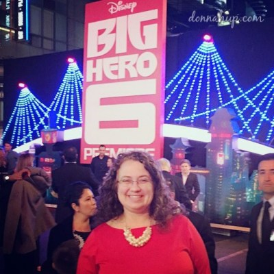 Walking the Red Carpet for the Big Hero 6 Premiere – A Night to Remember #BigHero6Event