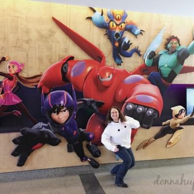 Meet Baymax – BigHero 6 is in Theaters Today – #BigHero6Event