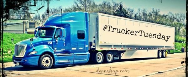 Hauling Paper #TruckerTuesday