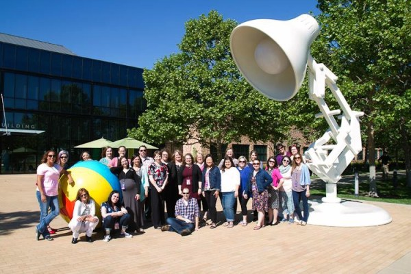 My Day at Pixar #InsideOutEvent