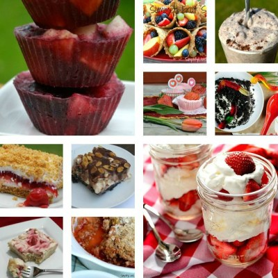 14 Summer Desserts from Iowa