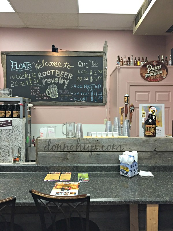 You have to check out Root Beer Revelry in Galena