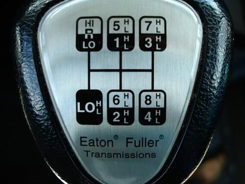 fuller 13 speed transmission diagram 02 yamaha blaster wiring shifting in a semi truck #truckertuesday - donnahup.com